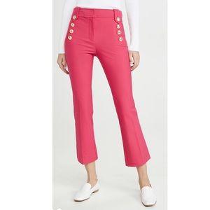 10 Crosby Derek Lam Crop Sailor Trousers.